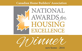 CHBA National Awards for Housing Excellence
